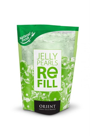 Naturel Fresh Jelly Pearls Refill Orient 500ml