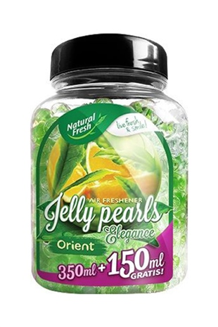 Natural Fresh JELLY PEARLS ELEGANCE-Lily 500ml